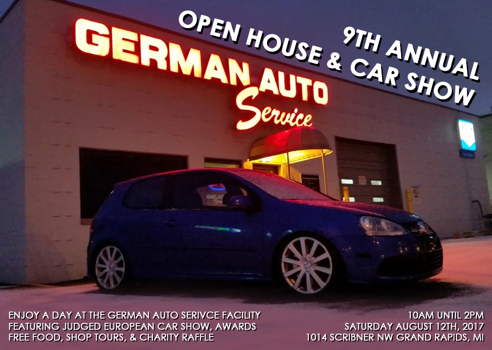 Open House And Car Show Foreign Car Repair BMW Volvo Audi - Www car show com
